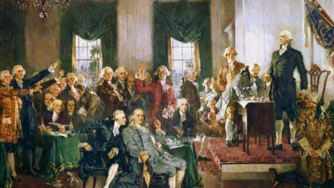 us constitution convention signing